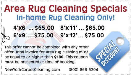 In Home Rug Cleaning Coupon