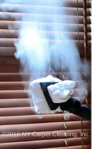 Curtains, Blinds and Drapes Cleaning - Steam Cleaning