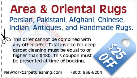 Oriental Rug Cleaning Coupon